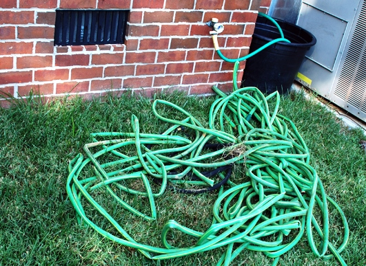 Benefits of an underground sprinkler system