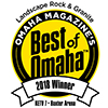 Best of Omaha - 2018 Winner - Landscape Rock & Granite