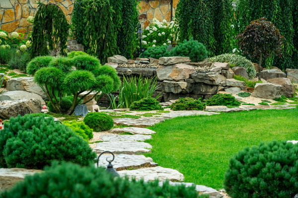 Design Build Landscaping Above Beyond Cgm